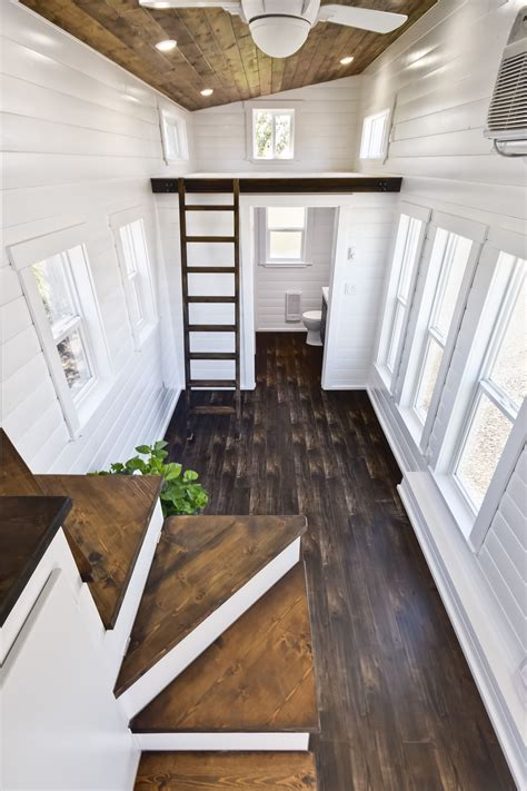 built by mint tiny house company this tiny home is a