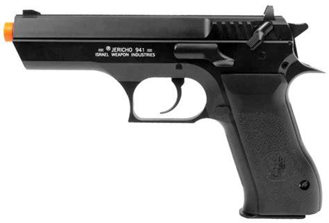iwi jericho 941 airsoft pistol airgun depot