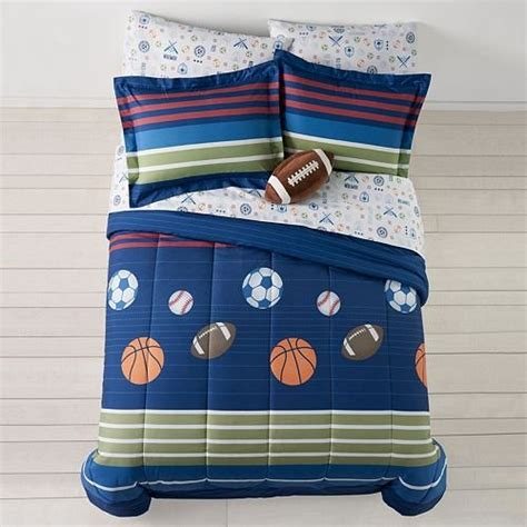 bed in a bag twin boy red white and blue boys bedding and baby boys comforter set