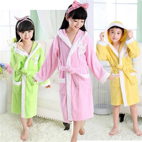 kids robes girls boys kids bath robes on sale aliexpress com buy 2016 new bath robe animal model kids