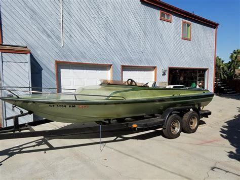 jet boats for sale california 1975 kona jet 21 day cruiser powerboat for sale in california