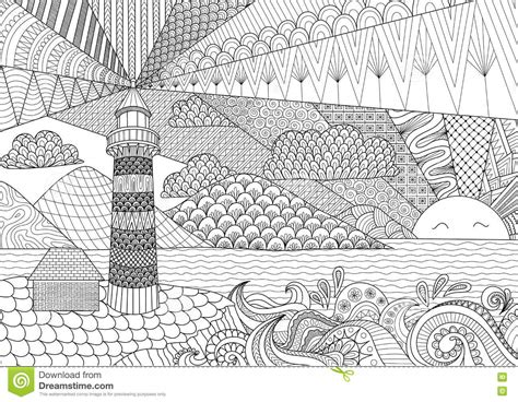anti stress coloring book philippines price seascape line design for coloring book for anti