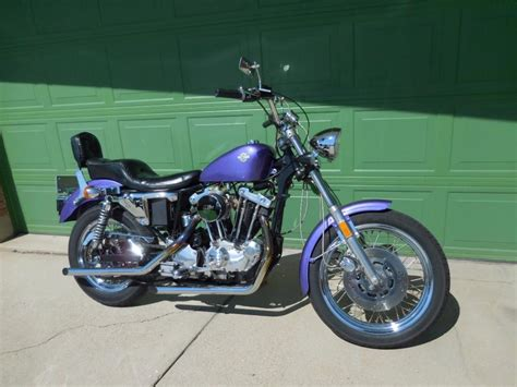 Harley Davidson In Utah by Harley Davidson Sportster 1000 Motorcycles For Sale In Utah