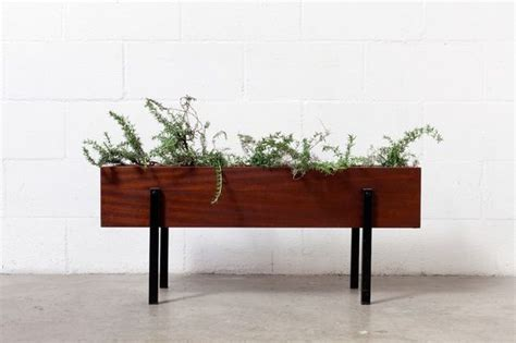 mid century planter 58 best mid century planters images on modern