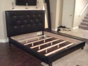 How To Build A California King Bed Frame California King Bed Frames Decofurnish