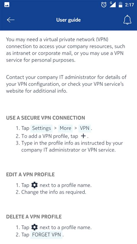 how to use vpn on android how to use secure vpn in nokia 6 android mobile phone infozed tips help news guides