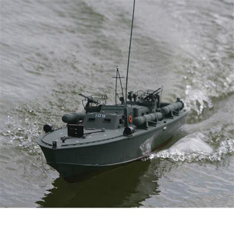 vintage pt boat pt 109 40 quot ep rtr prb3600 spektrum the leader in