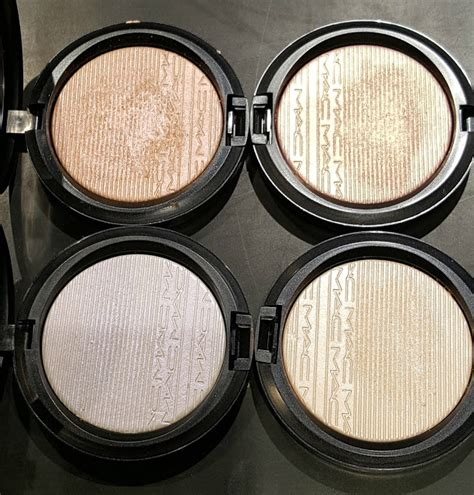 Mac Highlighter new mac dimension skin finishes show gold