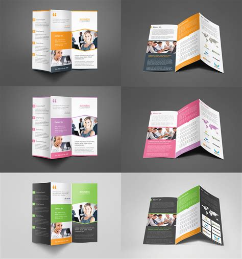 design art brochure corporate business trifold brochure by saptarang on deviantart