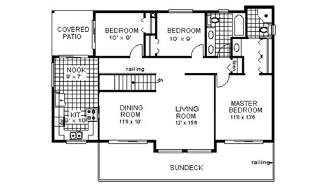 215 square feet european style house plan 3 beds 2 baths 1361 sq ft plan