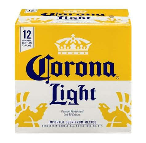 corona light imported 12 pack hy vee aisles