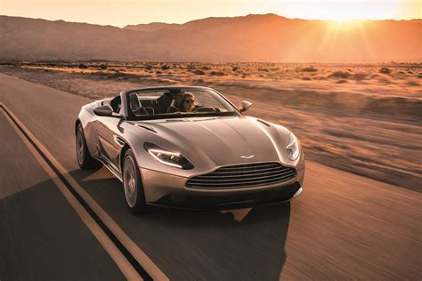 volante car aston martin db11 volante revealed autocar