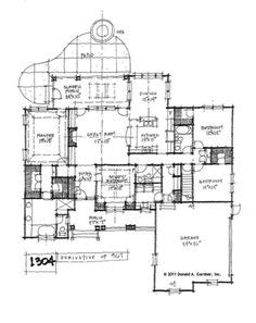 vandenberg house plan the vandenberg house plan images see photos of don gardner house plans 558 746rear2