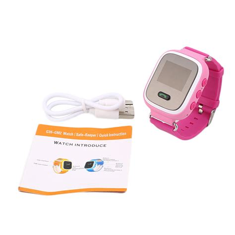 android gps tracker practical children kid anti lost smart gps tracker for android ios phone ebay