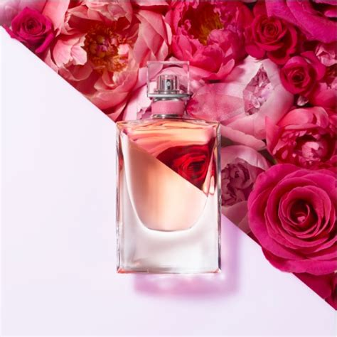 la vie est belle en rose lancome perfume   fragrance