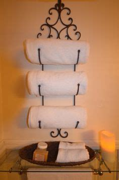 1000  images about Wine Rack Uses on Pinterest   Wine racks, Towel holders and Towels