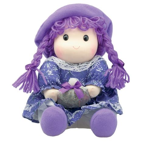 lucy lavender doll fragranced english norfolk lavender