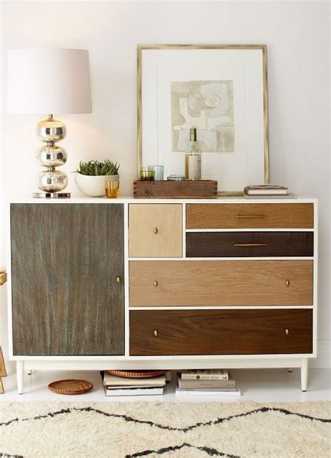 West Elm Patchwork Nightstand - 17 best ideas about wood veneer on