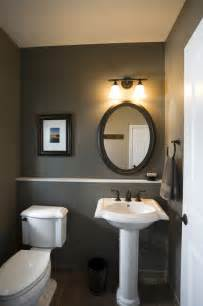 Half Bathroom Remodel Ideas Lakeside Remodel Traditional Powder Room Other Metro