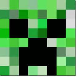 Wallpapers for gt minecraft wallpaper creeper face