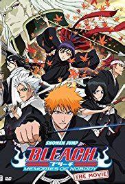 film add anime bleach memories of nobody 2006 imdb