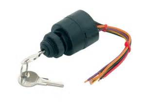 switch ignition mercury mariner outboard 6 wire push to choke 87 17009a2 ebay