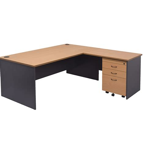 function desk beech or cherry fast office furniture