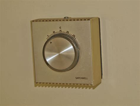 satchwell room thermostat thermostat manual