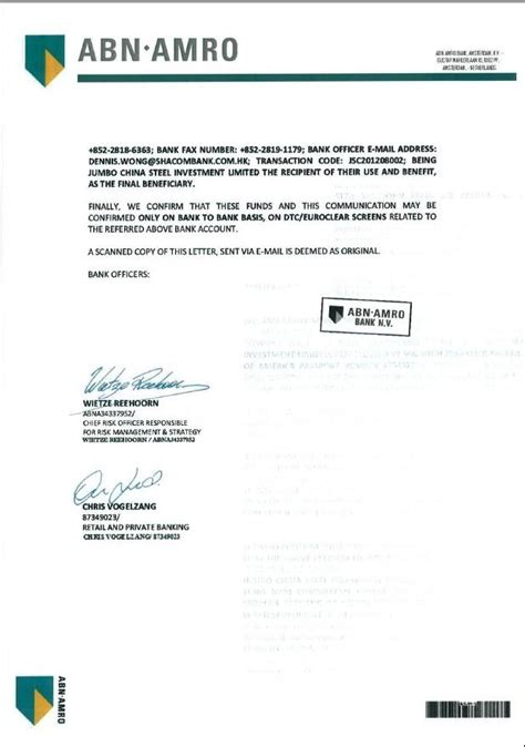 Proof Of Funds Letter Wording Proof Of Funds Letter Jvwithmenow
