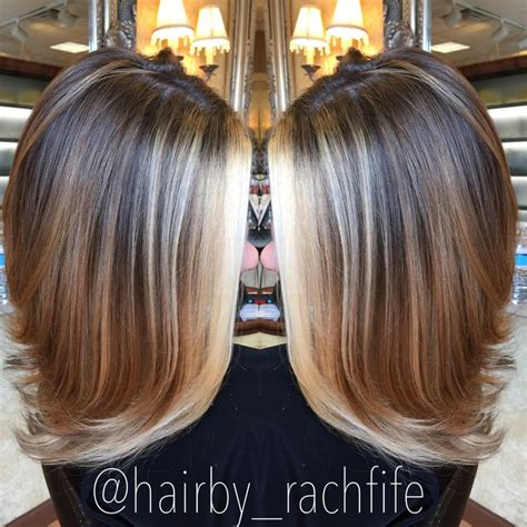 hair highlighted in front 5408 best the cosmetologist in me images on pinterest
