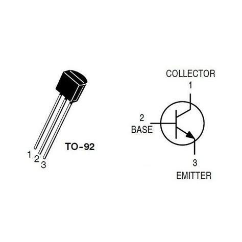 transistor bc548 mercado livre transistor bc547 bc548 28 images bc547 npn transistor bc548 datasheet lifier transistor npn