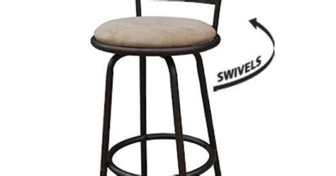 Reasonably Priced Bar Stools by I Like The Style But Suede 30 Quot Swivel Cushioned