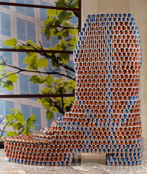 Food Sculptures 12 Things You Can Make With Tin Cans | food sculptures 12 things you can make with tin cans