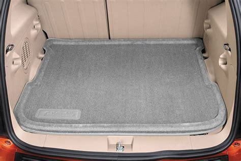 2003 chevy tahoe 2nd row seats lund 174 catch all chevrolet tahoe 2003 2006 gray cargo mat