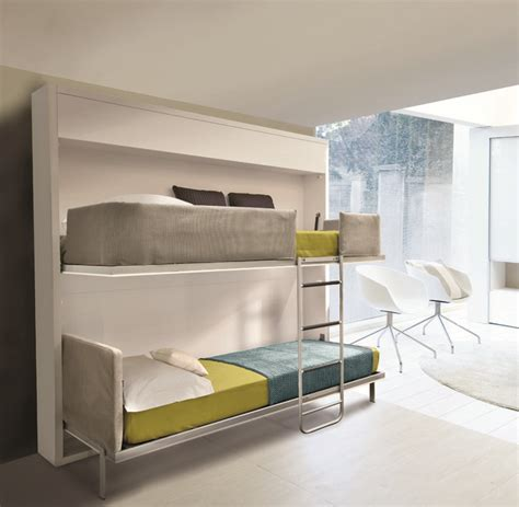 Bunk Bed Wall Beds Lollisoft In Murphy Wall Bed Storage
