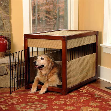 nice dog crates materials homesfeed