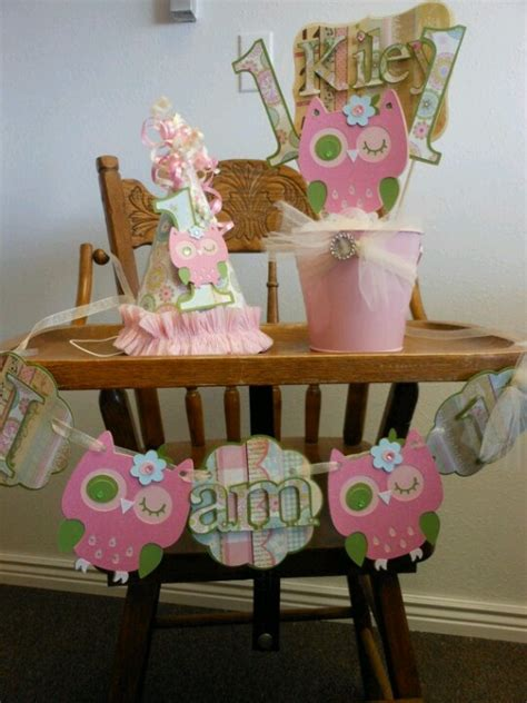 shabby chic owl party ideas party ideas pinterest