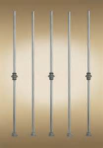 Silver Spindles For Stairs by Centurystairsystems Com Selections Spindles