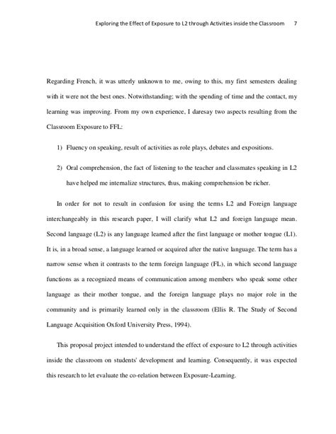 How To Write An Applied Research Paper Applied Research Proposal 2012