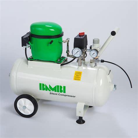 bb24 silent air compressor with wheels aircomps air compressors
