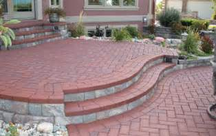 Paver Patio Under Deck Landscaping Patio Ideas With Free Patio Plan Downloads