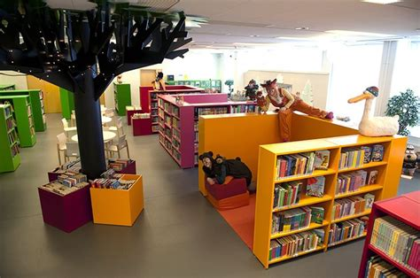 best 289 school library design safari images on pinterest