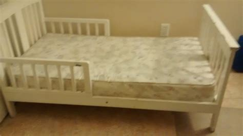 white wood toddler bed white metal toddler bed for sale classifieds