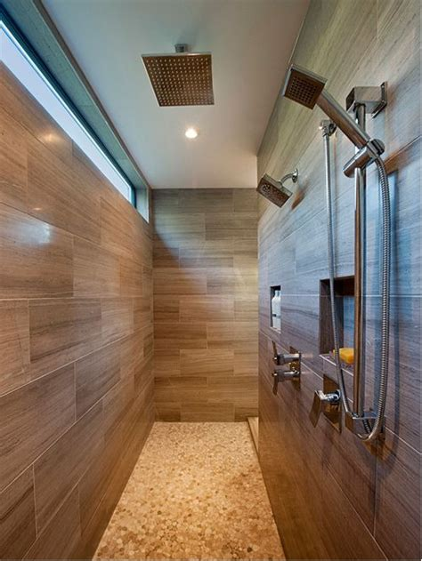 Walk In Shower Home Design Ideas Pictures Remodel And Decor Bathroom Showers Designs Walk In 2