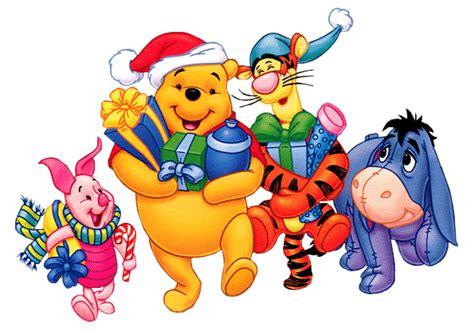 imagenes animadas de navidad de winnie pooh mercatino di natale