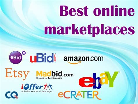 best marketplace to sell products