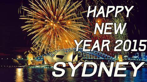 new year 2015 sydney 2015 fireworks sydney australia in opera house happy new