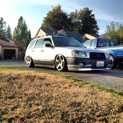 stanced subaru forester stanced forester imgkid com the image kid has it