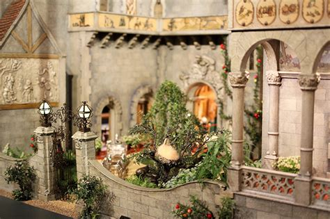 magnificent dollhouse   miniatures costs