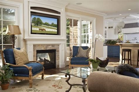 traditional living room ideas with fireplace home design